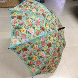Exportiert nach Deutsche große Rose Regenschirm