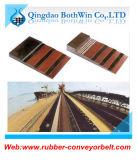 3 Systeem van de Transportband van de Transportband van de Olie van EP van de vouw het Bestand RubberGehelde