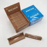 Un papier de roulement plus riche de cigarette de Muticolour