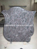 Headstone/van /Black van Orion het Blauwe HerdenkingsGraniet van de Grafsteen