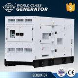 L'univ marque usine de la Chine Japon moteur Perkins Denyo Conception 275kVA Groupe électrogène Diesel Super insonorisées