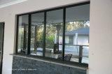 88 séries de l'aluminium Windows coulissant avec des normes australiennes