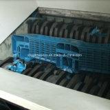 Shredder de quatro eixos para o cilindro/metal/vidro/desperdício/refrigerador/pálete