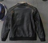 Куртка PU мальчика на весна Sy-19168