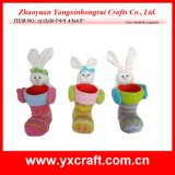 Easter Rabbit Decoration for Kids Kit de chá da Páscoa