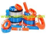 Tuyau d'air TPU, tube PU pour système pneumatique