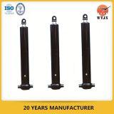 Mehrstufiger teleskopischer Hydrozylinder für Kipper/Lastkraftwagen mit Kippvorrichtung/Schlussteil