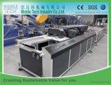 Machines en plastique en bois d'extrudeuse (WPC) de profil d'extrusion froide
