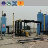 500kVA - 2000kVA generador asociado del gas natural del campo petrolífero CNG LPG
