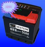 Cassa acida al piombo standard accumulatore per di automobile del dispositivo d'avviamento del Giappone Mf DIN66 12V