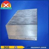 Disipador de calor consolidado de la aleta de la aleación de aluminio 6063