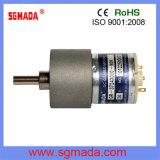 Motor eléctrico del cepillo de la C.C. (4.5V/6V/12V/24V)