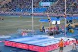 Barato de Alta Qualidade Entrega Rápida Pole Vault Saco esponja /Salto em Altura os tapetes de desembarque