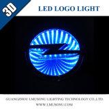 logo de 3D DEL pour la lumière de logo automatique de véhicule de logo d'Opel DEL