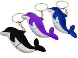 Azionamento dell'istantaneo del USB di figura del delfino di promozione (HXQ-A037)