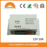 12V10Un contrôleur de charge solaire PWM avec Multi-Protection