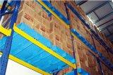 Especificación estándar 1200X1000 Heavu Duty Industry Plastic Pallet