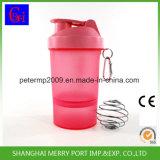 Alta calidad ecológica de material de proteína de suero de la coctelera de la Copa