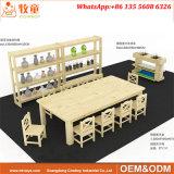 Haute qualité Meubles de salle de classe de fournitures de la petite enfance à Guangzhou en Chine