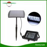 28 de Proyectores LED de Energía Solar con protección IP65 Resistente al agua Jardín de Luz LED LED Spotlight Lámpara de luz de la calle