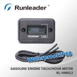 Compteur horaire 15300 Tach tr/min, compte-tours pour moteur à gaz (RL-HM012)