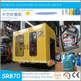 5L PE/PP 이동할 수 있는 기름 병 자동적인 한번 불기 주조 기계