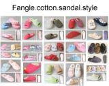 Sandali in cotone