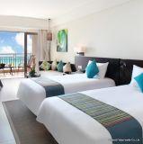 Nouveau mode, moderne et hôtel populaire le linge de lit