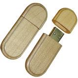 결혼 선물 선전용을%s 목제 대나무 기억 장치 지팡이 펜 드라이브