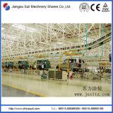China Suli Automático Electrostatic Lightbox Línea de producción de recubrimiento