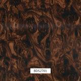 毎日の使用および車の部品Bds2851のための1mの幅のHydrographicsの印刷のフィルムの木パターン