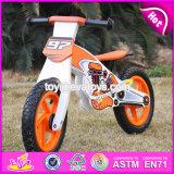 Novo Design melhor equilíbrio meninos de madeira para venda de bicicletas W16C157