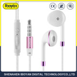Custom Line-Control de 3,5 mm estéreo para auriculares con cable equipo