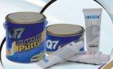 La chapa metálica de masilla, Carrocería de relleno, masilla de poliéster (MF500B)