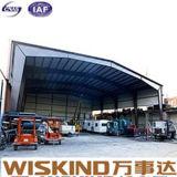 Estructura de azotea/material de construcción rápidos del almacén del marco de acero que ensamblan