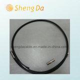 RG6/Rg59 коаксиальный кабель 20m/17m/1.83m с разъемами обжатия f