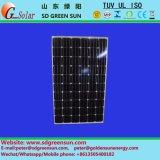 肯定的な許容の27V 235W-255Wのモノラル太陽電池パネル