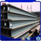 ASTM A992 breiter Träger-Kapitel-Stahl des Flansch-H für Aufbau