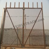 358 12.7X76.2mm (공장)의 높은 Security Fence Opening