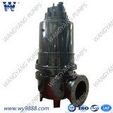 Serie centrifuga sommergibile di Wq della pompa ad acqua delle acque luride