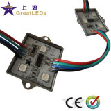 Водоустойчивый модуль RGB СИД (GFT3535-3RGBD)