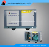Compresor de aire rotatorio de alta presión ahorro de energía del tornillo