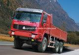 HOWO 6*6 Zz2257M3857Un camión camión