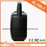 Mini haut-parleur de vente chaude en 6.5 pouces avec la lumière