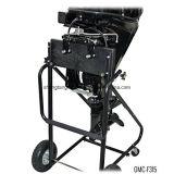 Support de moteur à moteur hors-bord HP de 115 HP avec poignée pliante