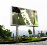 대중적인 P10 옥외 방수 높은 광도 발광 다이오드 표시 스크린 (10*6m-4*3m-6*4m)