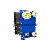 Cambista de calor Semi-Soldado eficaz da placa do aço inoxidável