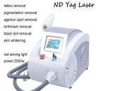 Laser van Nd YAG van de Impuls van de Apparatuur van de Schoonheid van de Zorg van de Huid van de Verwijdering van de Acne van het Litteken van de Tatoegering van de Laser van Nd YAG de Lange