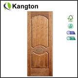 Porte en bois peinte décorative de placage de la Chambre HDF (porte de placage)