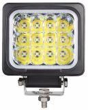 5.0 el trabajo campo a través del CREE LED de la pulgada 5W enciende 60W